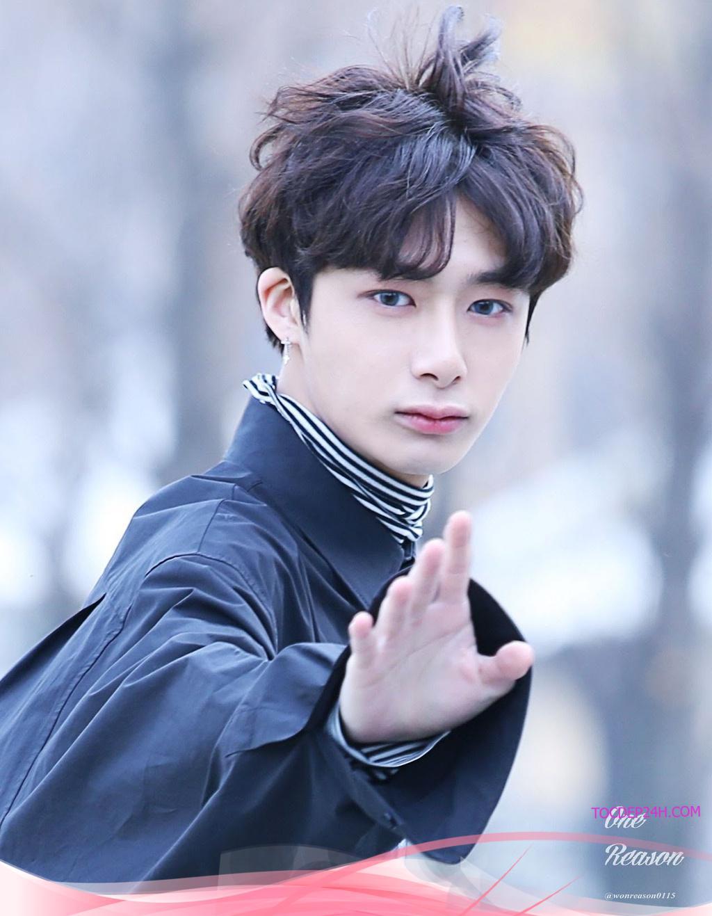 gương mặt điển trai và làn da trắng 6 sao nam Hàn Quốc