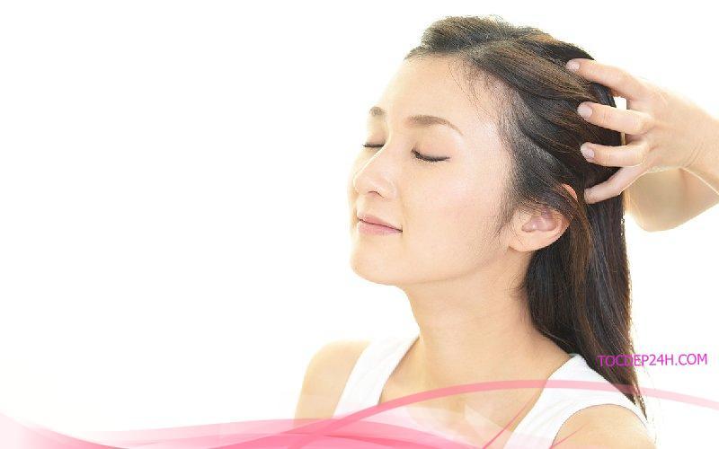 Bí quyết massage chăm sóc tóc đẹp mỗi ngày