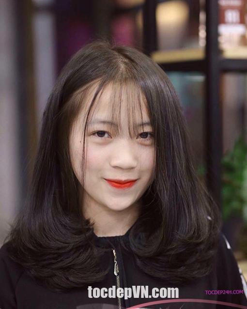 Tóc đẹp 24 giờ , tocdep24h.com Kiểu tóc hợp với khuôn mặt tròn BÉO