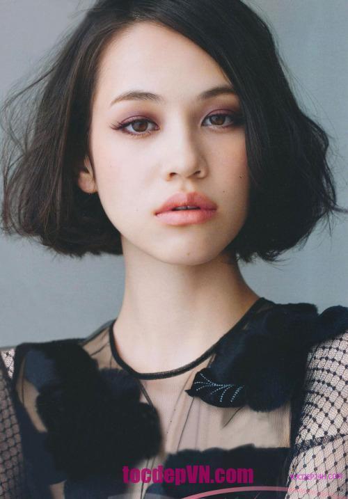 Tóc đẹp 24 giờ , tocdep24h.com top 20 kiểu tóc ngắn Mặt Tròn đẹp 2021