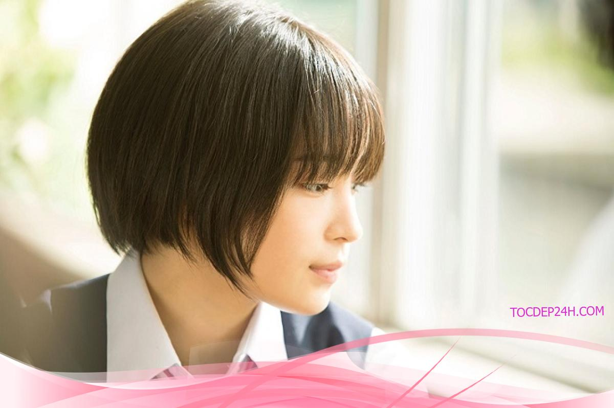 Tóc ngắn là mái tóc không bao giờ lỗi mốt