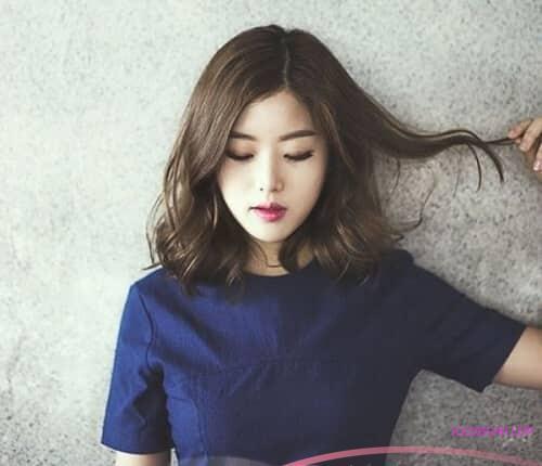 Tóc ngắn Hàn Quốc ngang vai Những kiểu tóc ngắn Hàn Quốc đẹp nhất dẫn đầu 2021