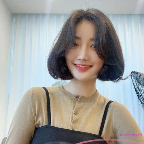 Những kiểu tóc ngắn Hàn Quốc đẹp nhất dẫn đầu 2021