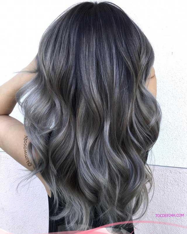 Màu tóc ảo diệu này đang khiến các nàng phát cuồng