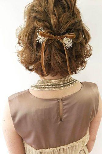 Những kiểu cột tóc ngắn đẹp nức nở nhất định nàng phải... Không điệu đà, thướt tha như tóc dài, mái tóc ngắn luôn mang đến vẻ đẹp tươi tắn