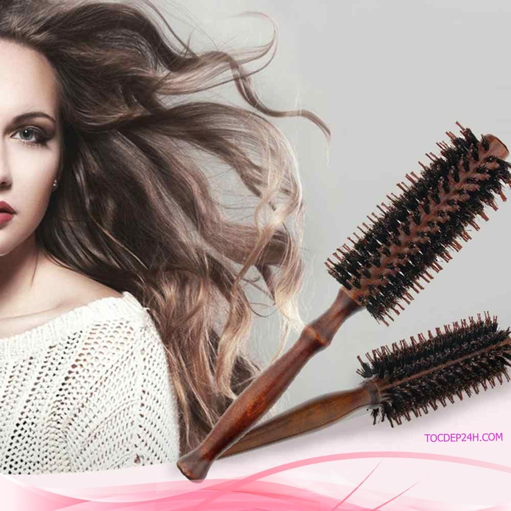 Cẩm nang lược chải tóc cho các kiểu tóc