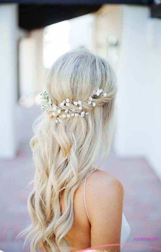 Hướng dẫn 8 kiểu tết tóc cô dâu đơn giản dễ làm