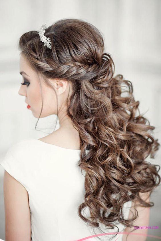 kieu tet toc co dau dep ladystars 42 - Hướng dẫn 8 kiểu tết tóc cô dâu đơn giản dễ làm