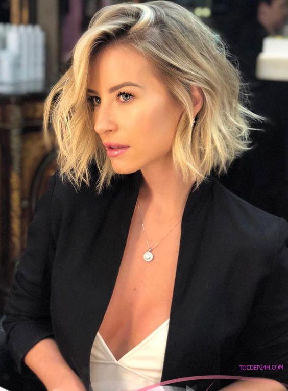 25 kiểu tóc phù hợp mặt dài và gầy giúp bạn luôn tỏa sáng