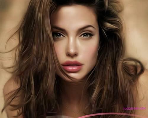 Tóc đẹp cho mặt vuông dài 7 Kiểu tóc đẹp cho mặt vuông trendy cho phái nữ