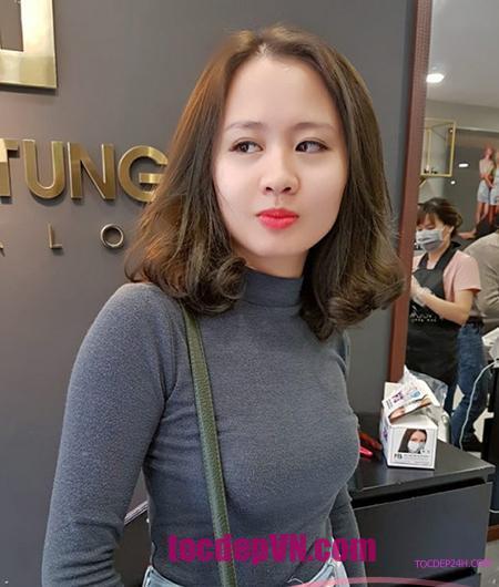 Tóc đẹp 24 giờ , tocdep24h.com 35 Kiểu Tóc Màu Xanh Rêu Đẹp Nhất 2020