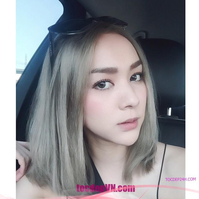 Tóc đẹp 24 giờ , tocdep24h.com top 25 kiểu tóc ngang vai Mặt Dài đẹp 2021