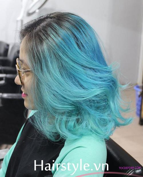 16 Màu Tóc Đẹp 2021