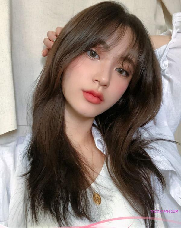 50+ Tóc Màu Nâu Lạnh Đẹp cá tính nổi bật và phù hợp với làn da Á Đông