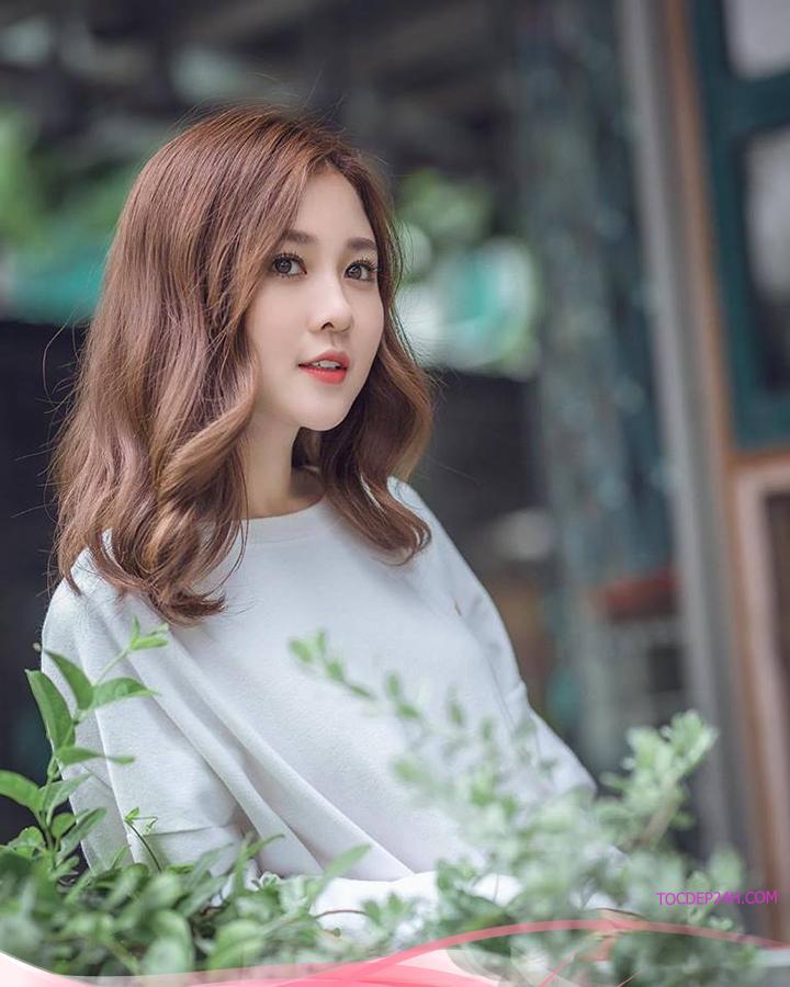 Ngắm tóc đẹp Ribi Sachi nhóm Faptv