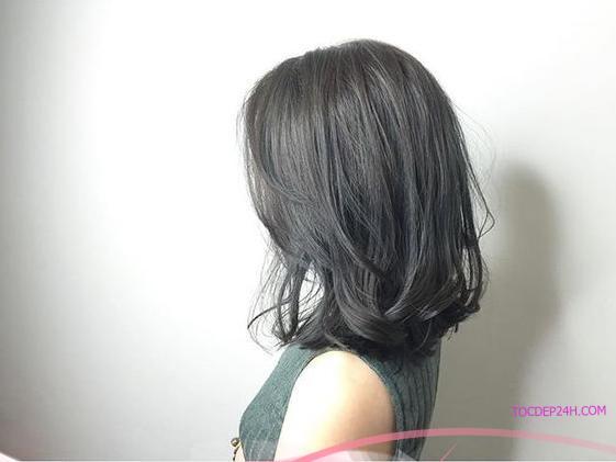 nhuom toc mau nau lanh dep ladystars 13 - tóc kiểu ngắn uốn cúp đẹp sóng sánh