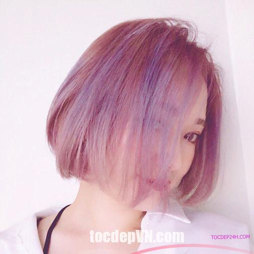 tc3b3c ombre tc3adm khc3b3i - 32 Kiểu tóc Ombre 2020 đẹp nhất