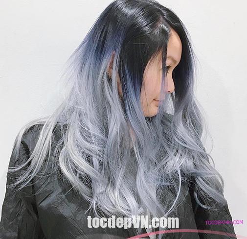 Tóc đẹp 24 giờ , tocdep24h.com Kiểu tóc Ombre