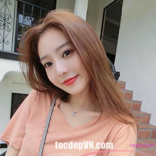 Tóc đẹp 24 giờ , tocdep24h.com31 Kiểu tóc màu Hạt Dẻ 2020 phải thử