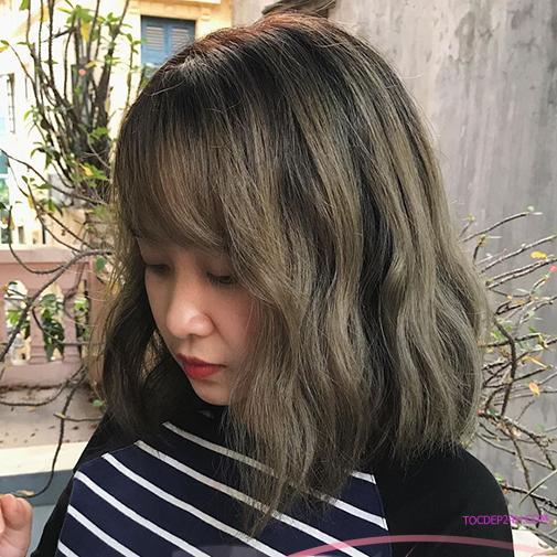 Tổng hợp những kiểu tóc bob ngang vai đẹp như sao Hàn