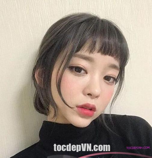 Tóc đẹp 24 giờ , tocdep24h.comv 26 Kiểu tóc màu Than Chì 2020 phải thử