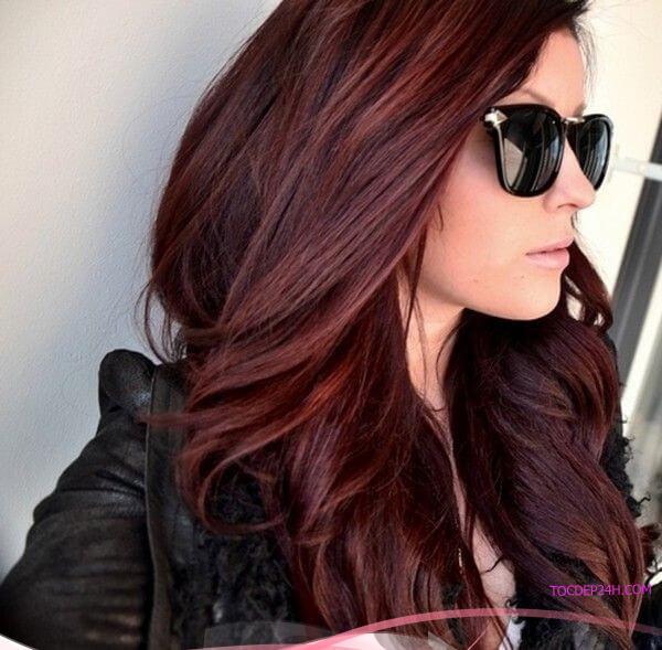 Top 8 màu nhuộm tóc sáng da nhất định bạn phải biết