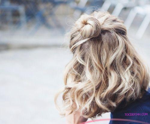 50 kiểu tóc xoăn sóng nước đẹp nhất năm 2021 không thể bỏ qua
