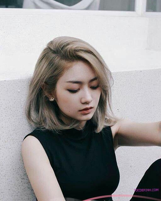 25 kiểu tóc ngắn uốn cúp đuôi đẹp sóng sánh mọi ánh nhìn