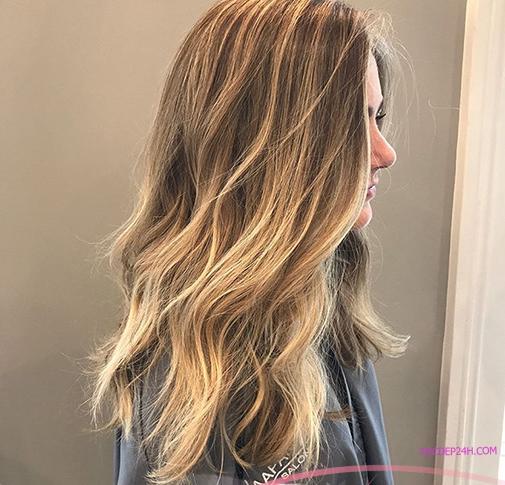 Các kiểu tóc ngang vai trẻ trung được ưa chuộng mùa đông năm nay