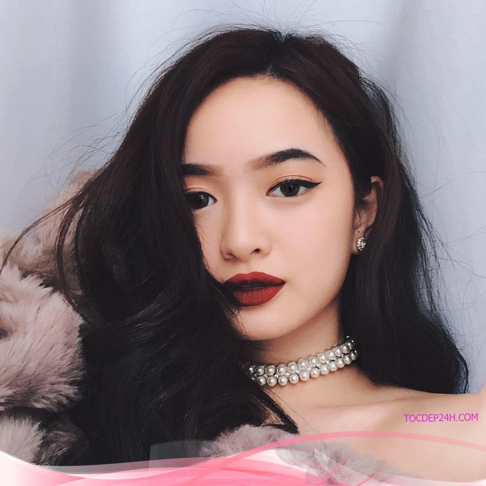 15 kiểu tóc cho mặt tròn giúp bạn gái toả sáng