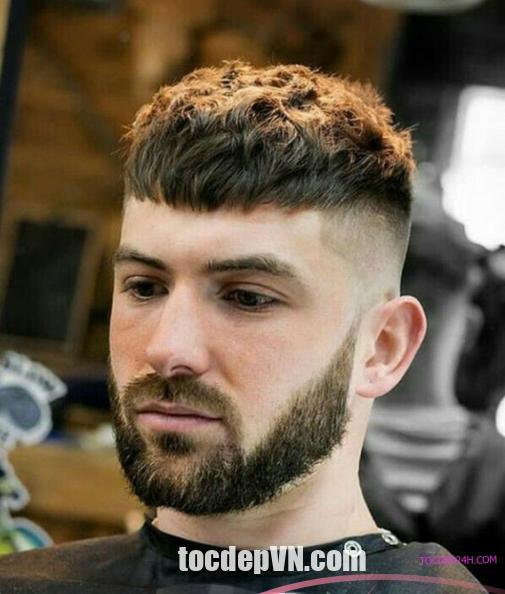 30 Kiểu tóc nam Mặt Tròn 2020 phải thử