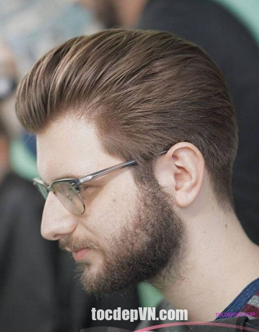 31 Kiểu tóc nam Mặt Vuông 2020 phải thử