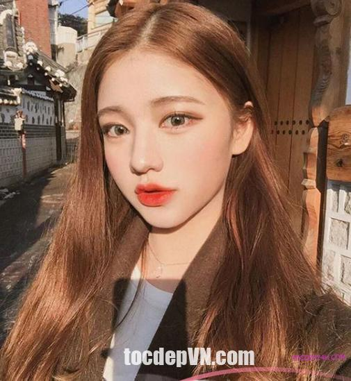 Tóc đẹp 24 giờ , tocdep24h.com 20 Kiểu tóc màu Nâu Đồng 2020 phải thử
