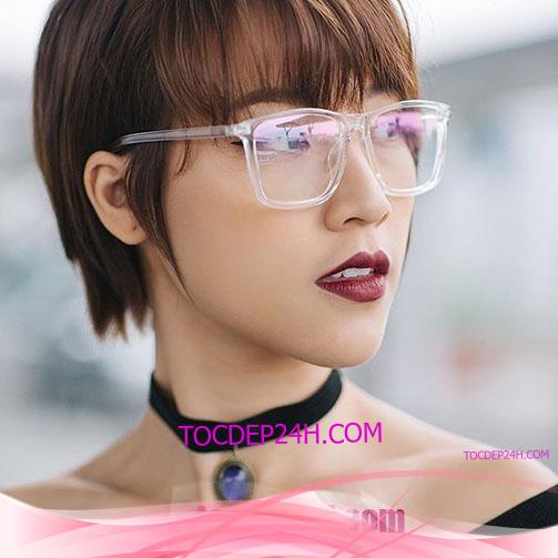 Tóc đẹp 24 giờ , tocdep24h.com Kiểu tóc Tomboy đẹp