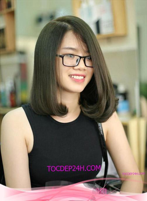Tóc đẹp 24 giờ , tocdep24h.comkiểu tóc uốn cúp đuôi đẹp 2021
