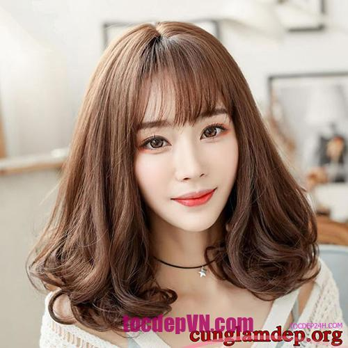 Tóc đẹp 24 giờ , tocdep24h.com Kiểu Tóc Xoăn Ngắn Đẹp